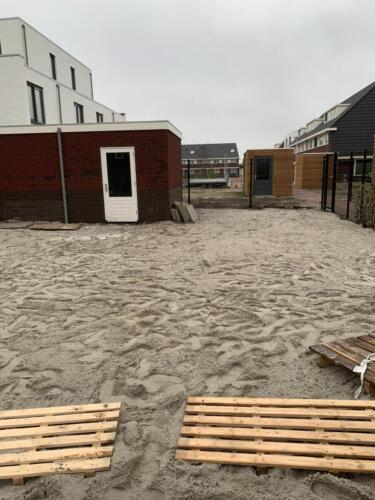 Project Rijperkerkpark Reeshof Tilburg