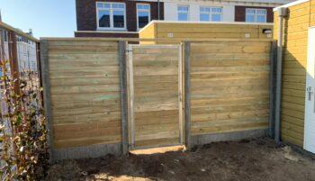 Schutting bouw Oosterhout